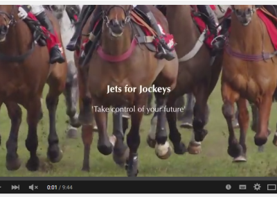 Horse racing brand development and integrated marketing case study